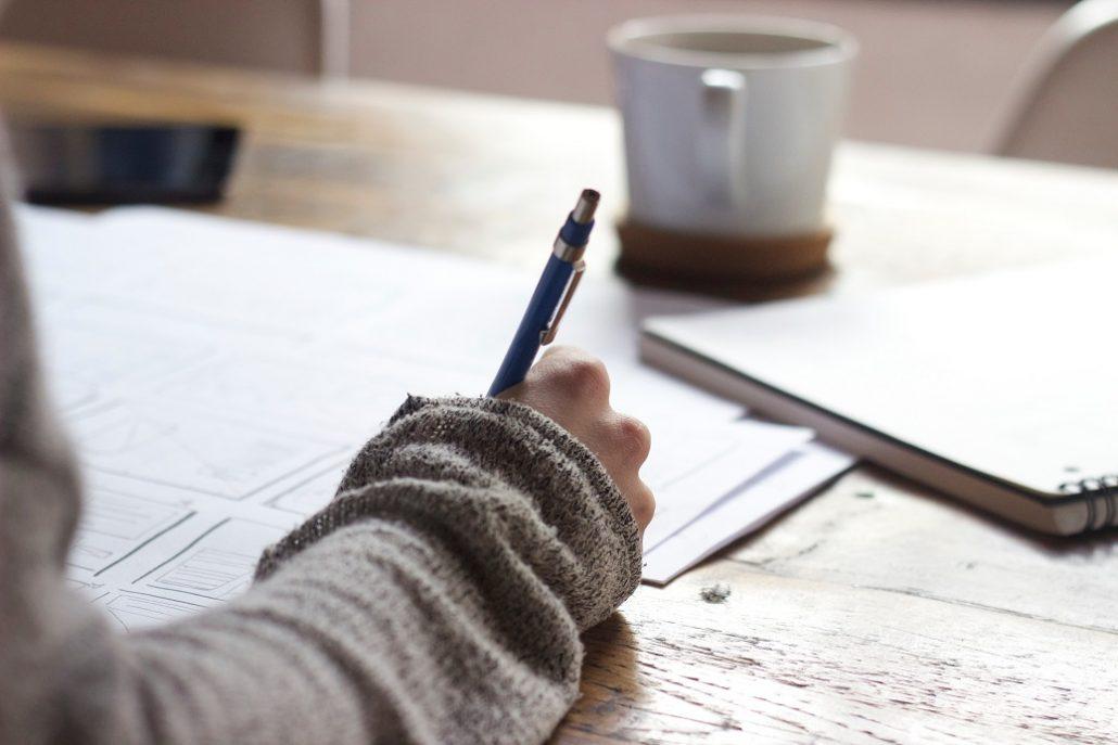 writing-sentences